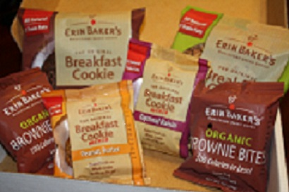 Erin Baker's Wholesome Baked Goods Giveaway