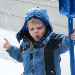Outside Snow Activity