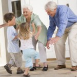 Staying with Grandparents