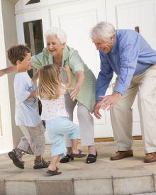 Five Rules for Grandparents Visits