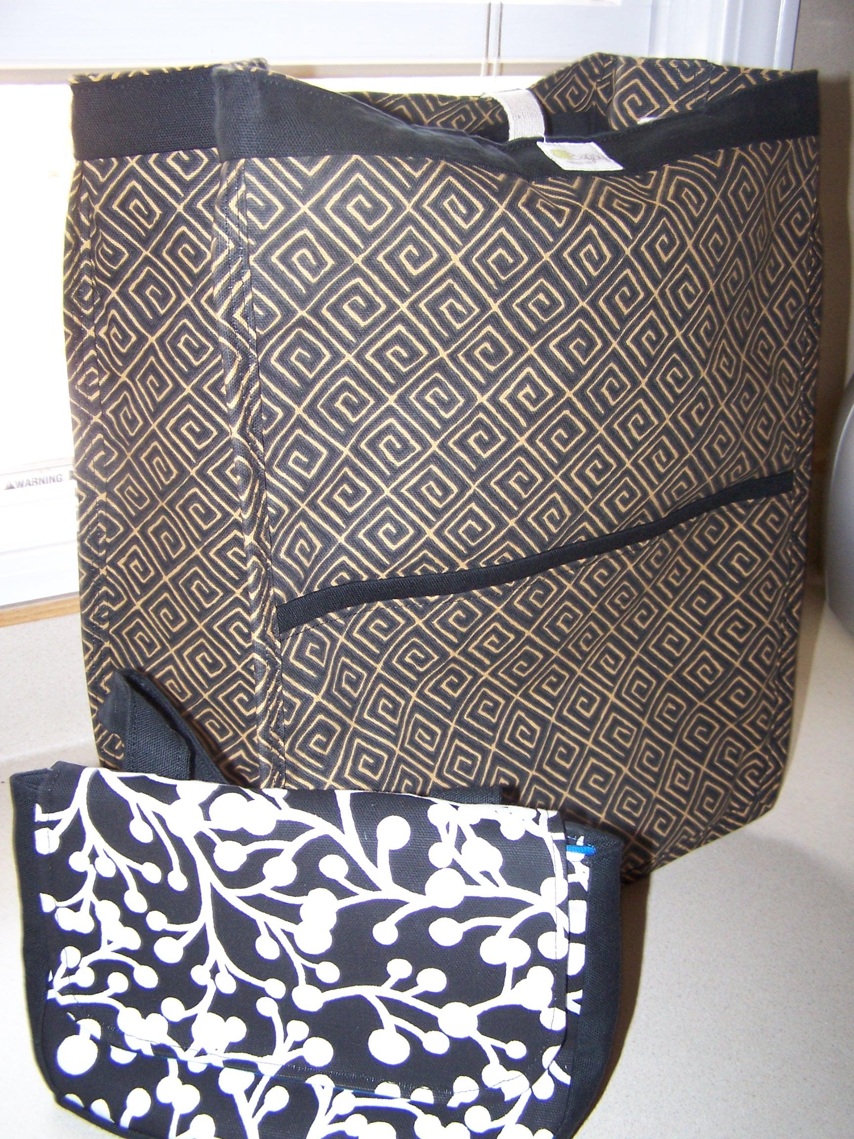 Reusable shopping grocery bag