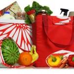 cloth shopping produce reusable shopping bag