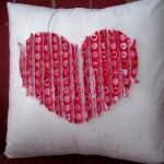 arts and crafts pillow project