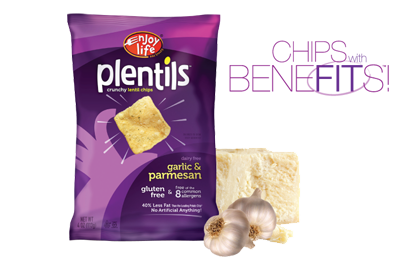 Enjoy Life Foods Plentils Review- It's The Healthy Chip