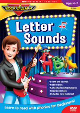 Rock 'N Learn- Letter Sounds Review and #Giveaway