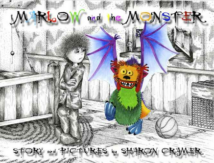 Marlow and the Monster Book Review and #Giveaway