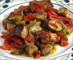 Quick Healthy Dinner Ideas- Ratatouille {New Food Friday}