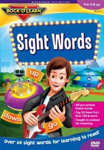 Rock N Learn Sight Words Review