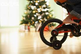 The Christmas Bicycle: How to Tell If Your Child is Ready for a Bike