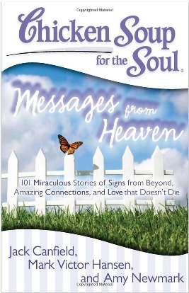 12 Days of #Giveaways- Day Eleven- Messages From Heaven