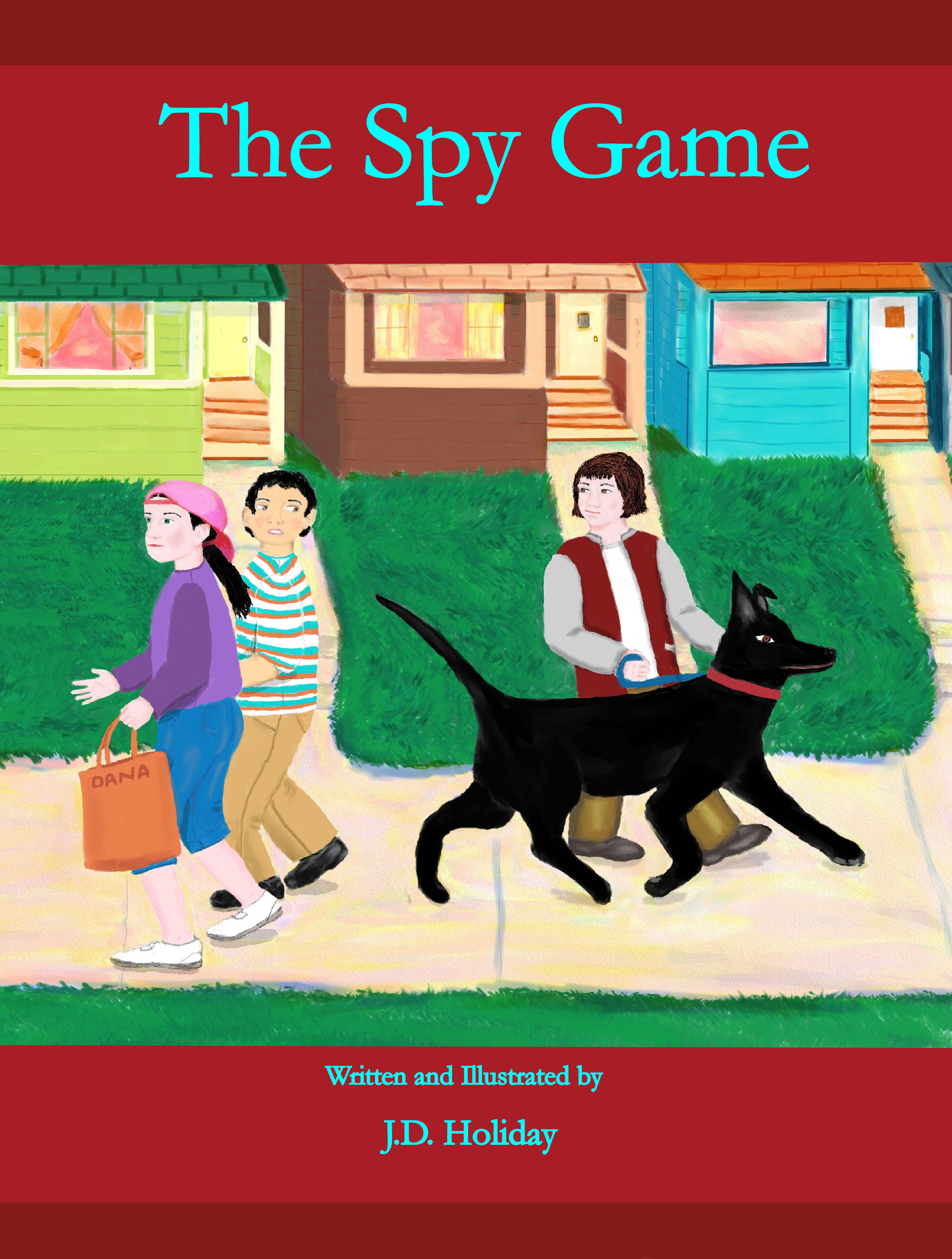 The Spy Game by JD Holiday Book Review and #Giveaway