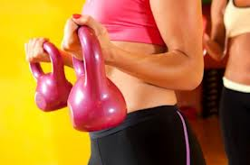 Beginner Kettlebell Workout Video {Workout Wednesday}