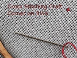 Free Cross Stitch Pattern- Umbrella