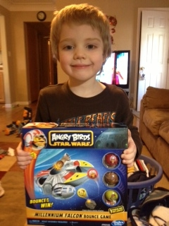 Angry Birds Star Wars Game Flash #Giveaway