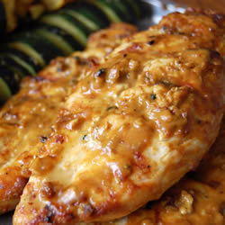 Peanut Chicken {New Food Friday}