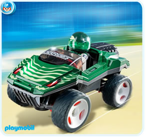 Click and Go by Playmobil {Review}