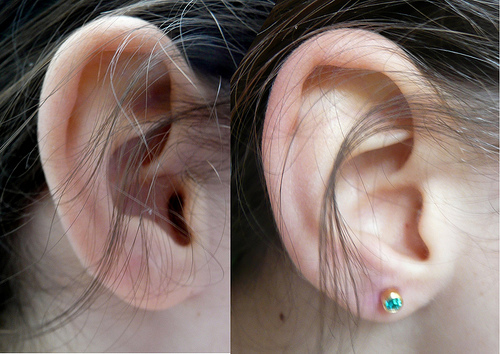 Practical Piercing: Caring for Newly Pierced Ears