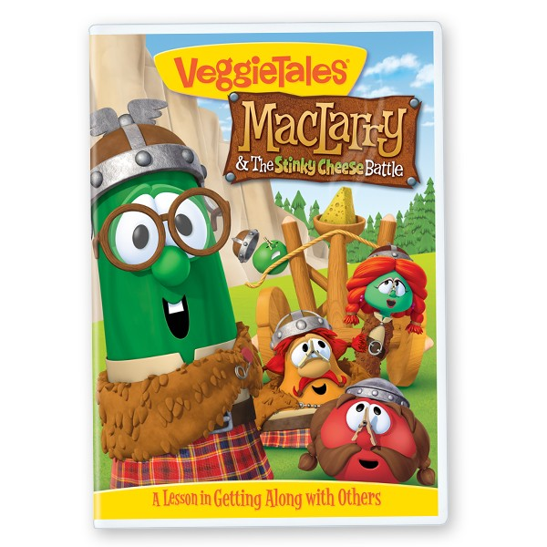 MacLarry and The Stinky Cheese Battle Review