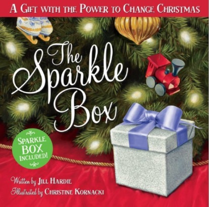 Sparkle Box Review and Giveaway