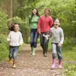 Five Fun Activities to Get Your Family Outside this Spring