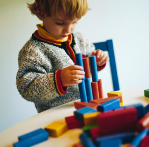 Four Toys that Hold Attention and Lead to Creative Fun