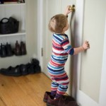 Baby Walking the Walk 5 Ways to Childproof Your Doors