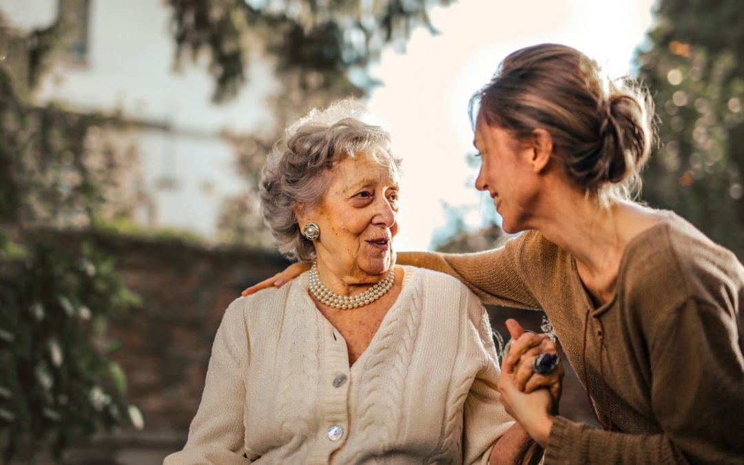 The Trials of Caring For an Elderly Relative in These Difficult Times
