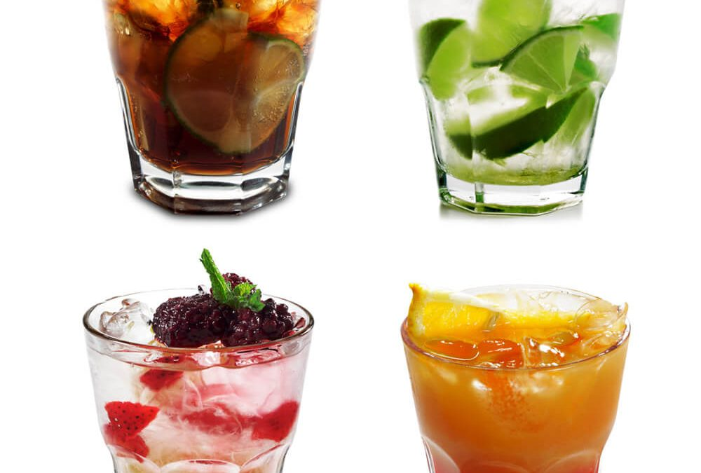 The Pros and Cons of Lower Calorie Mixed Drinks